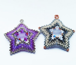 Christmas Star SWAROVSKI Beading Kit